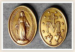 Miraculous Medal Logo