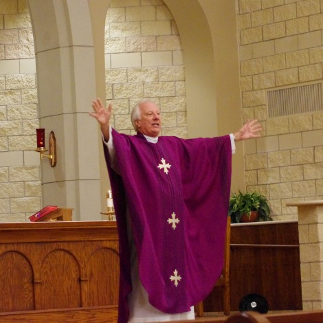 Fr. Dick's Spiritual Reflection – 03/22/2016