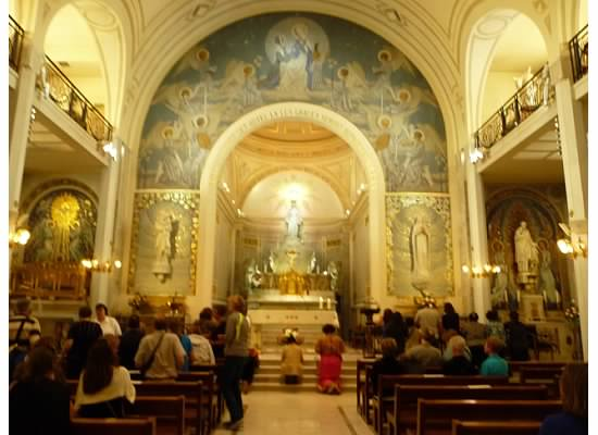 Miraculous Medal Chapel