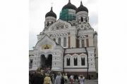 Alexander Nevsky Cathedral Tallin Estonia