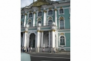 Hermitage Facade St Pete Russia