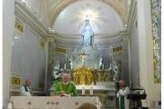 Mass at MMC