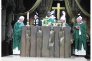 Mass at Notre Dame 2