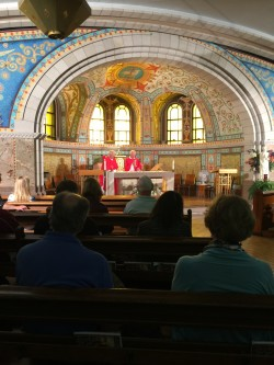 St. Anne's Shrine - Blessed Sacrament Chapel